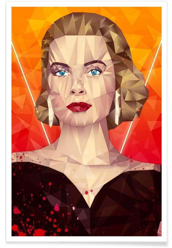 , Golden Grace -Poster