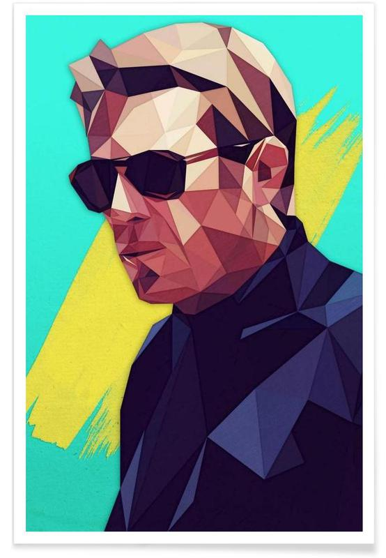 , King Of Cool -Poster