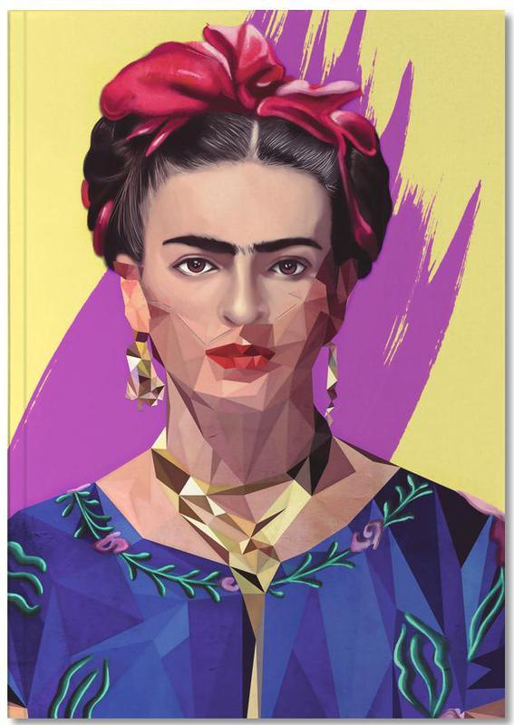 Modern Frida Notebook