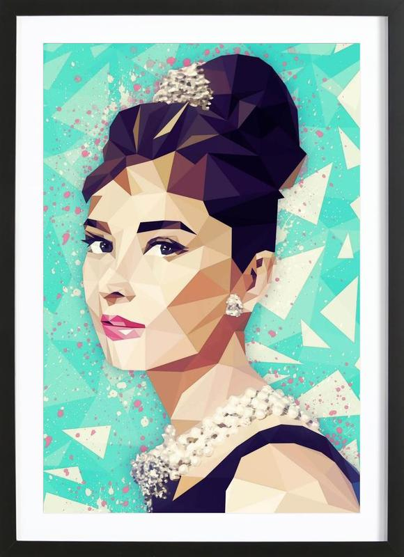 The Hepburn Class Framed Print