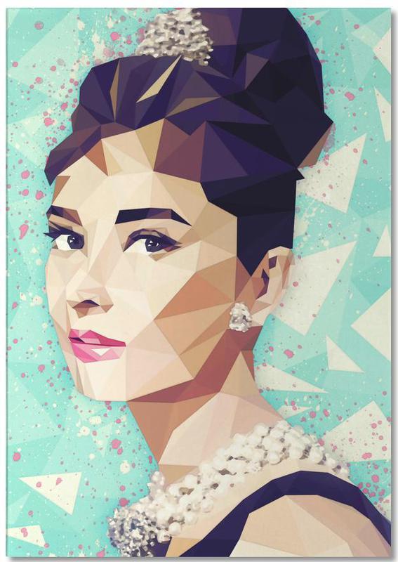 The Hepburn Class -Notizblock