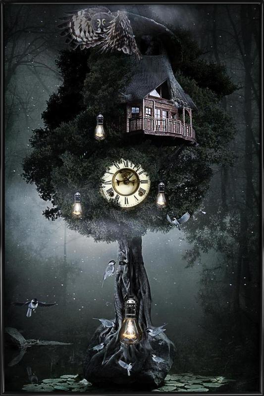 Lullaby Framed Poster
