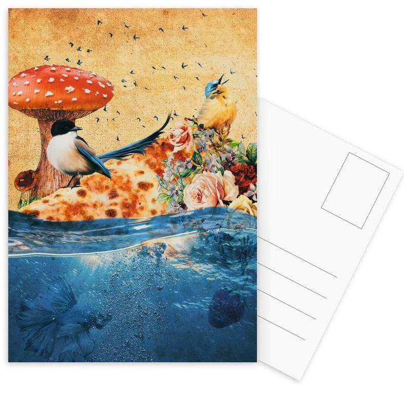 The Trip Postcard Set