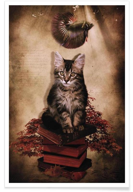 Cats, Dreamy, Remember Me Poster