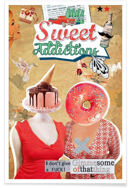 Sweet Addictions affiche