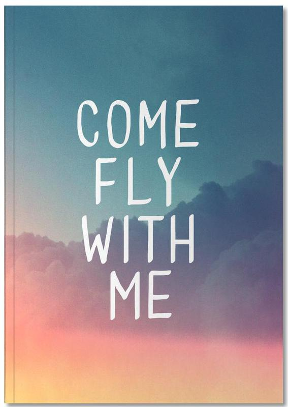 Come Fly with Me Notebook