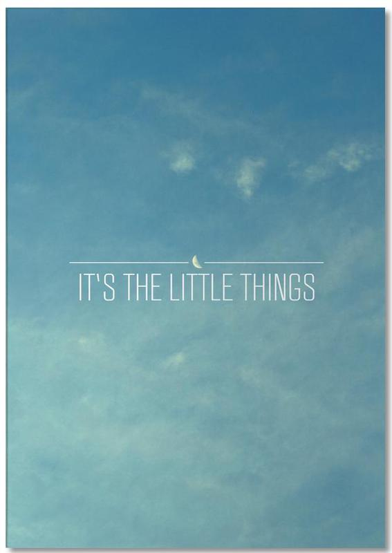 Little Things bloc-notes
