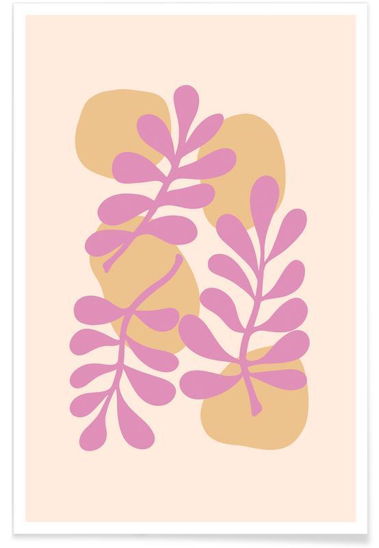 Blätter & Pflanzen, Frond 1 -Poster
