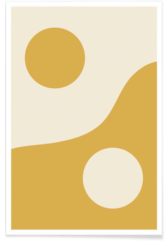 Blätter & Pflanzen, Together -Poster