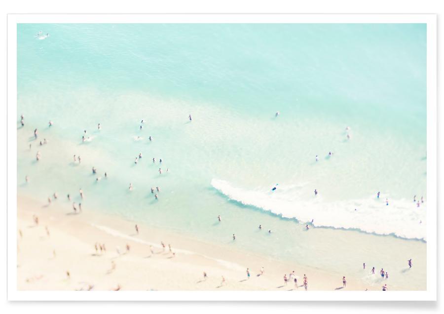 Strände, Beach Love -Poster