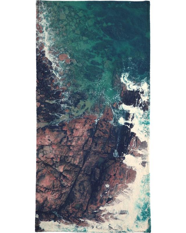Emerald Green Sea -Strandtuch