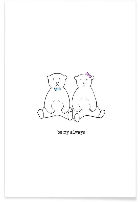Be My Always -Poster
