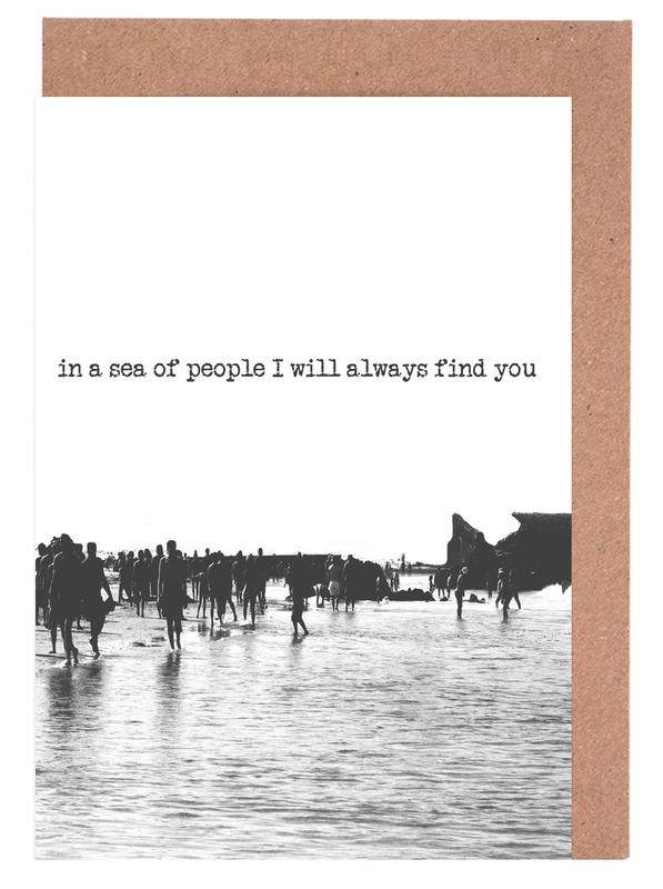 I'll Find You Greeting Card Set