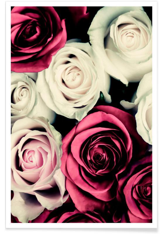 Anniversaries & Love, Weddings, Roses, Amor Poster