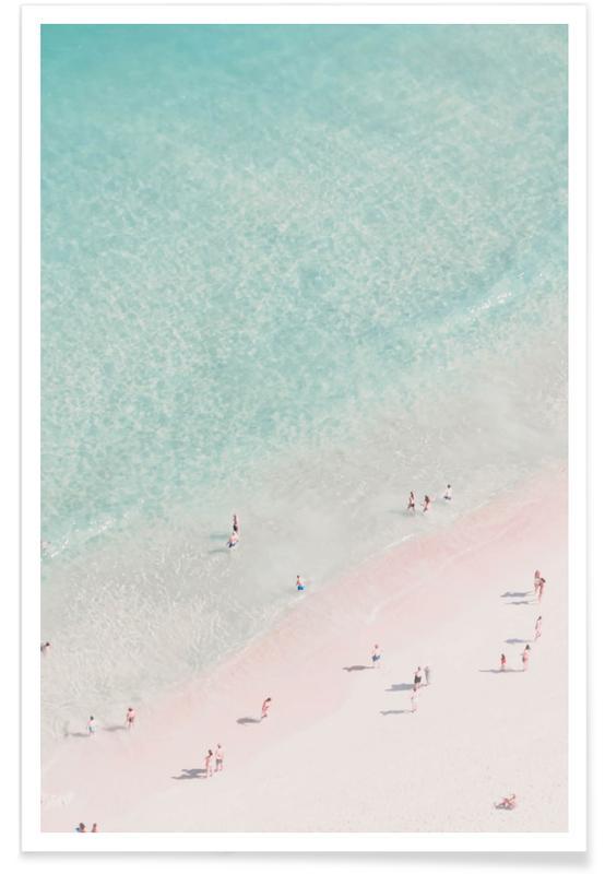 Strande, Beach Love Plakat