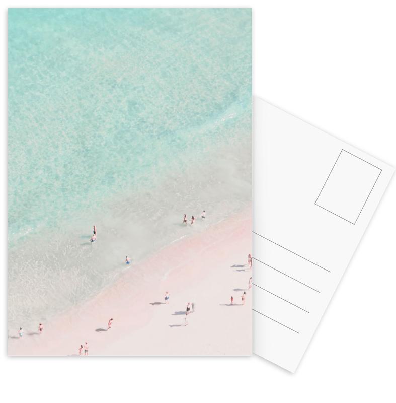 Strände, Beach Love -Postkartenset