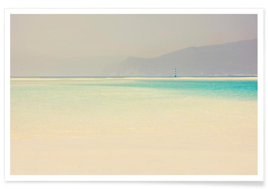 Stranden, Troia poster