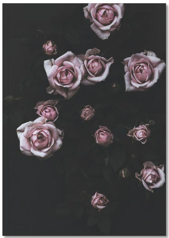 Velvet Rose Pink Notebook