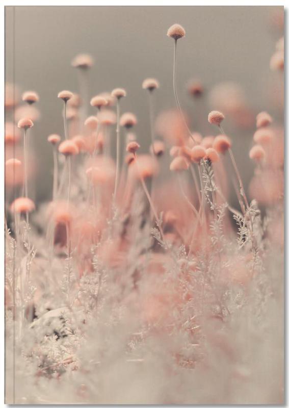 Pink Angel Notebook