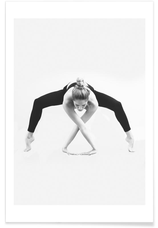 Yoga Ix -Poster