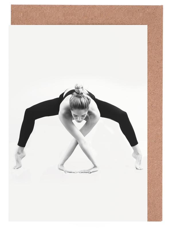 Yoga Ix Greeting Card Set