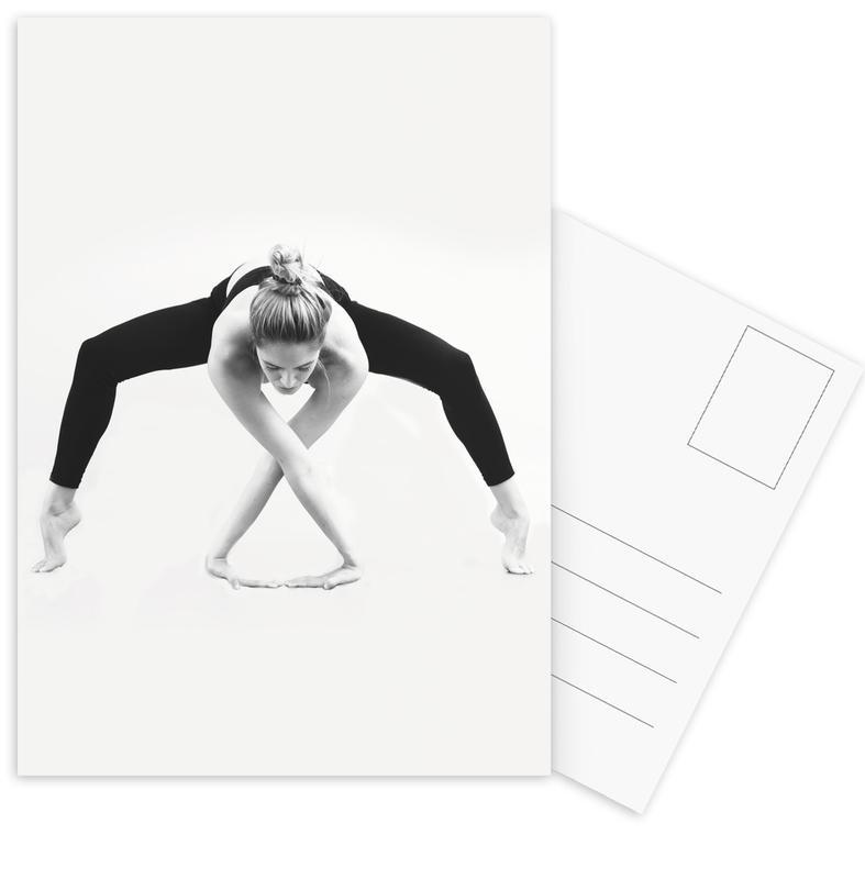 Yoga Ix -Postkartenset