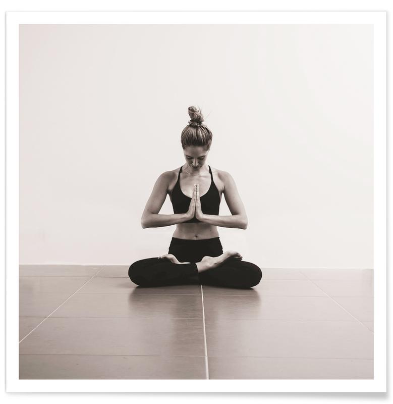 Yoga Vi -Poster