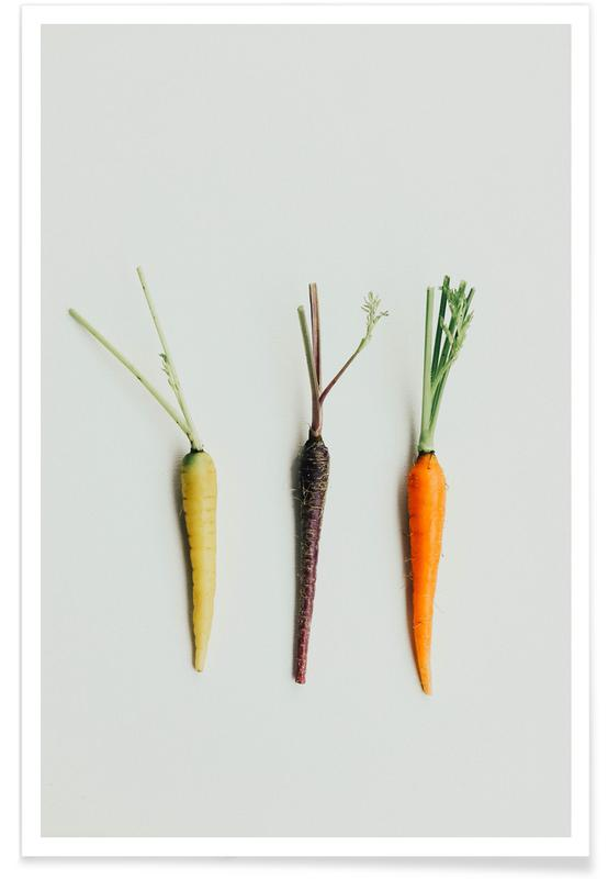 , Baby Carrots -Poster
