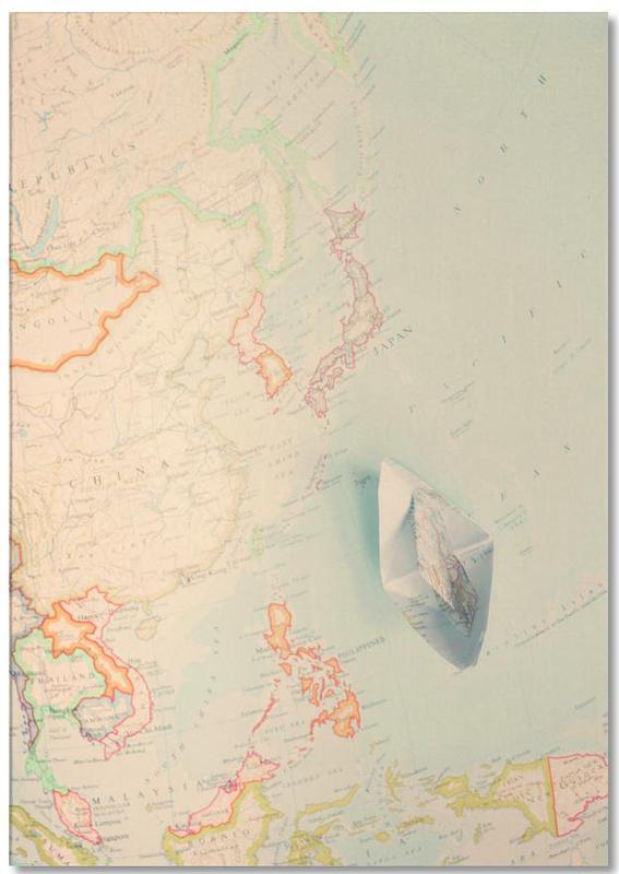 map-japan Notepad
