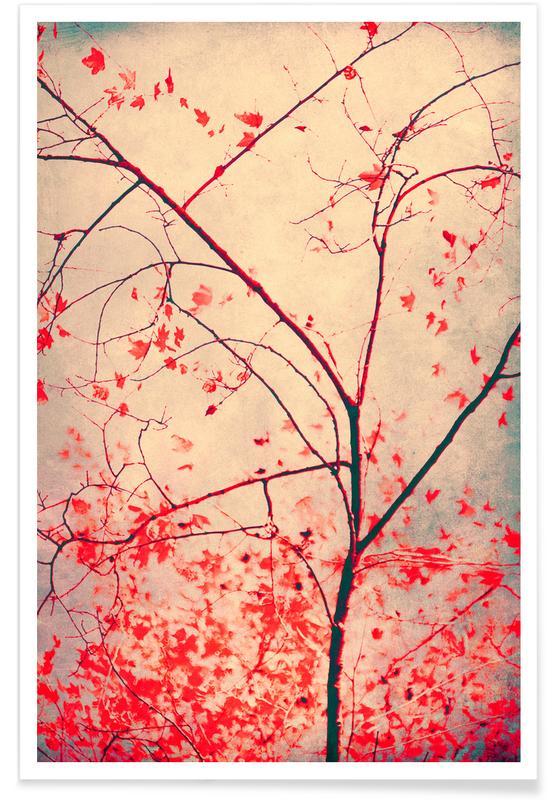 Arbres, Red October affiche