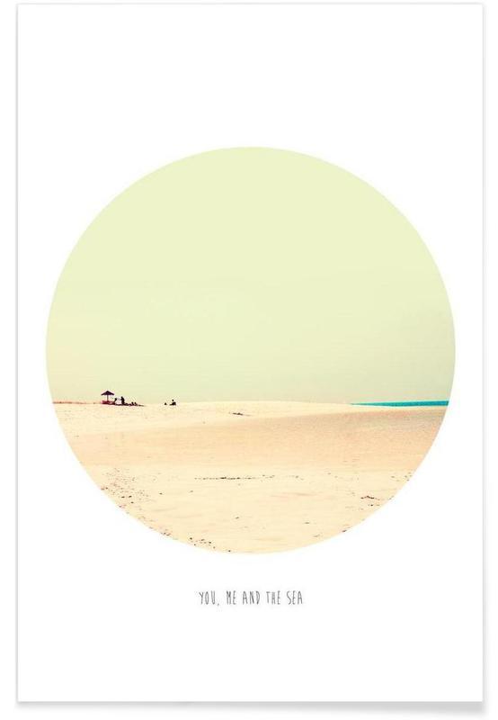 Plages, Citations et slogans, you me and the sea affiche