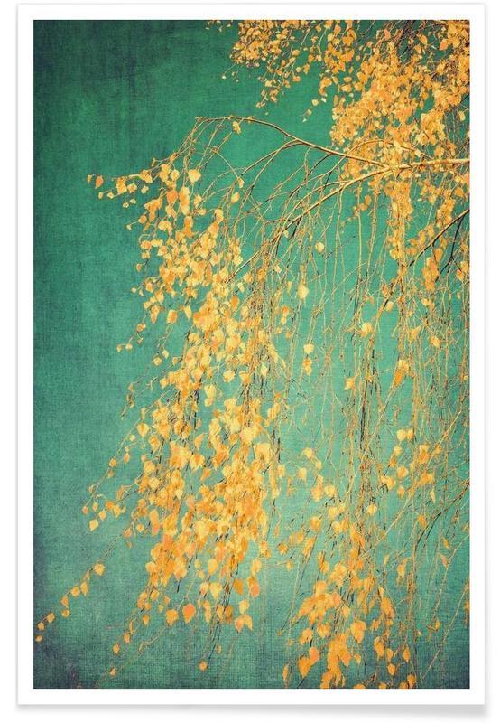 Whispers of Yellow Plakat
