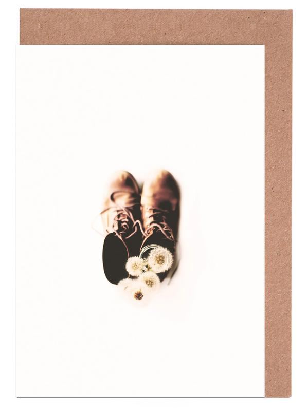 Dandelions, Do Small Things With Much Love Greeting Card Set
