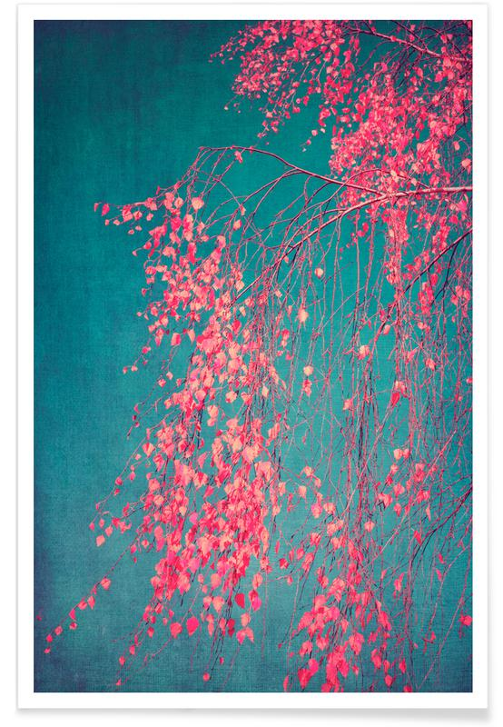 Whispers Of Pink Plakat