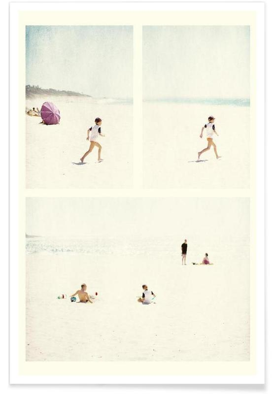 Plages, let's play 1 affiche