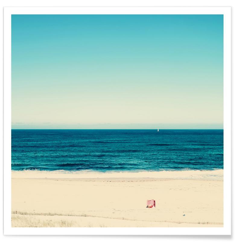 Strände, Beach Feeling -Poster