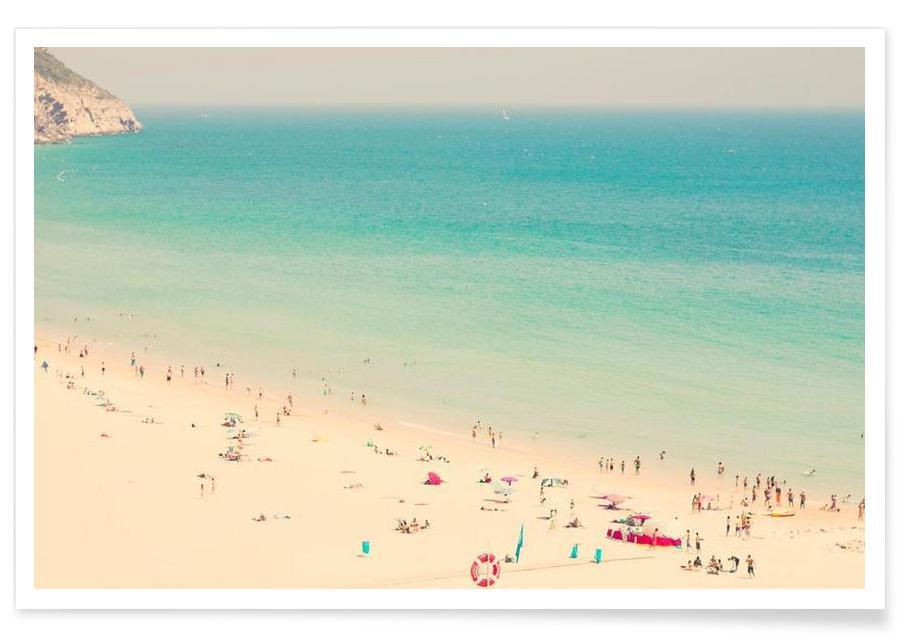 Beaches, Ocean, Lake & Seascape, Sesimbra Poster