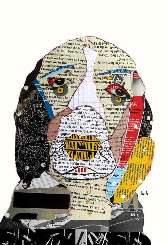 the spaniel -Acrylglasbild