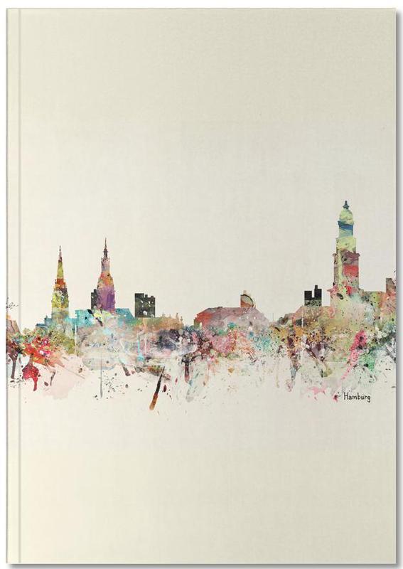 Hambourg, Hamburg Notebook