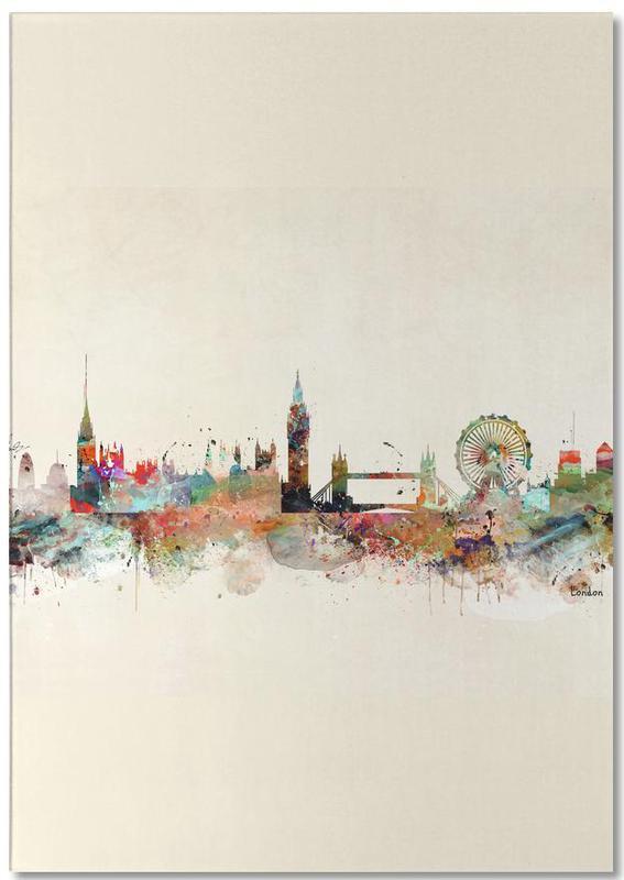London, London Notepad
