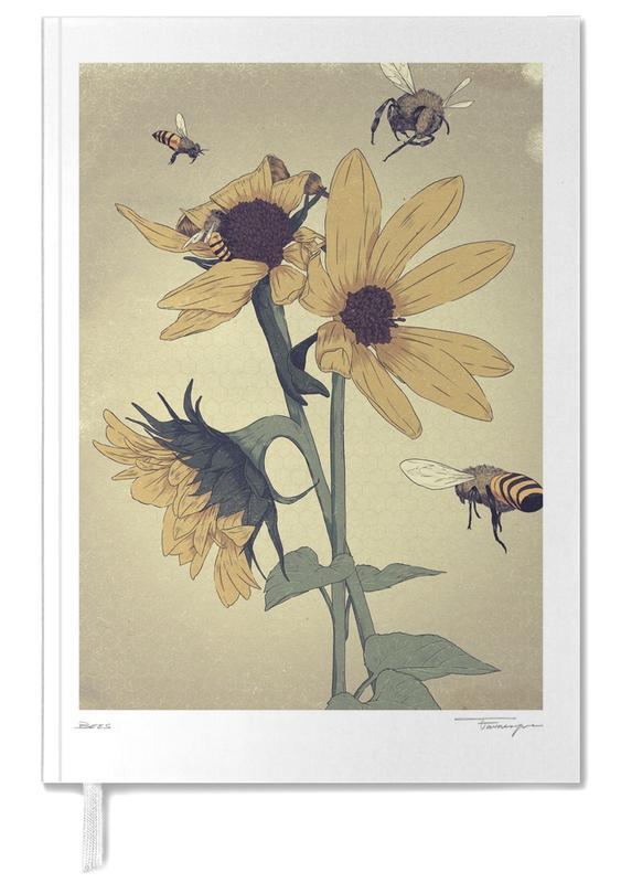 Abeilles, Tournesols, Bees agenda