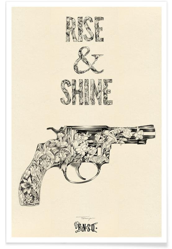 Rise And Shine -Poster