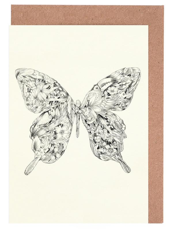 Butterfly Greeting Card Set