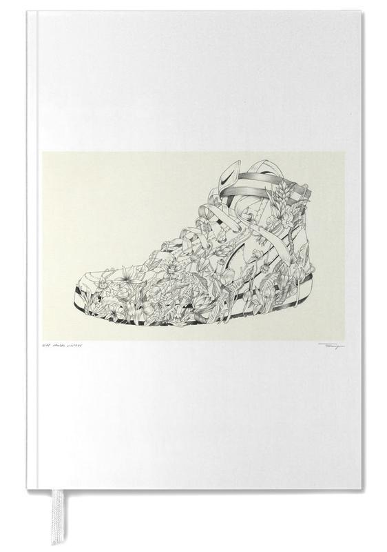 Zwart en wit, Street art, Nike Vandal Vintage agenda