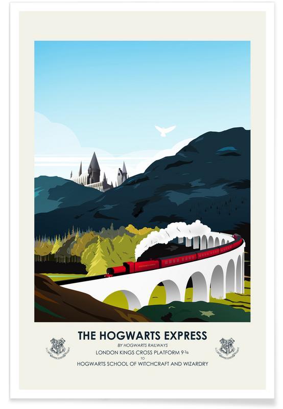 Film, Hogwarts Express Plakat