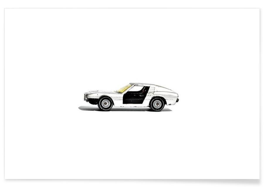 Cars, KIZIHELD-14-009 Poster