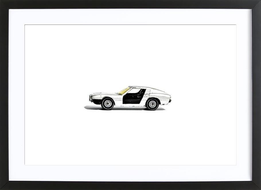 KIZIHELD-14-009 Framed Print