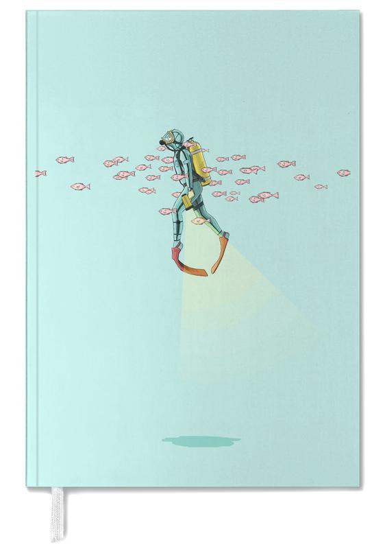 Kinderzimmer & Kunst für Kinder, Float Under the Sea -Terminplaner