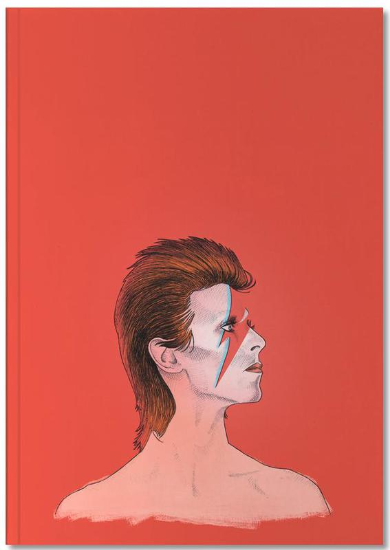 Ziggy Stardust Notebook