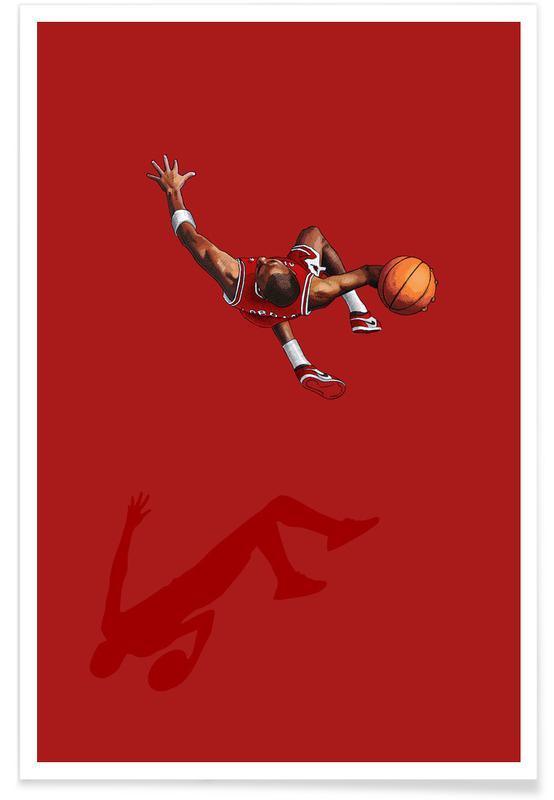 , Frequent Fliers Jordan Plakat